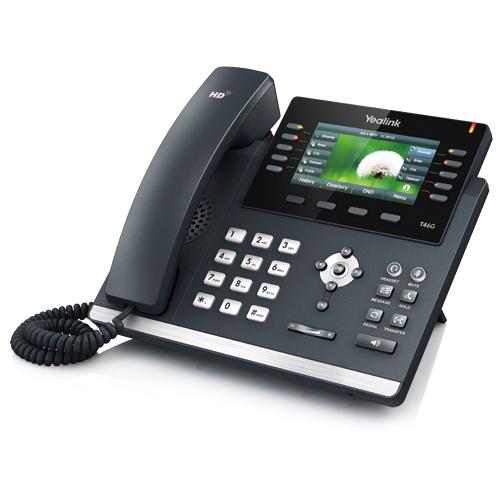 Yealink T46S Ce merveilleux téléphone professionnel