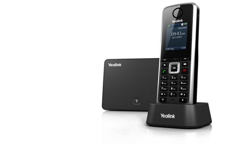 Yealink sans fil W52P Génial pour